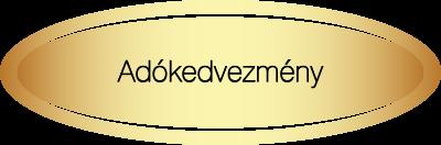 Adószakértői terület - Adókedvezmény